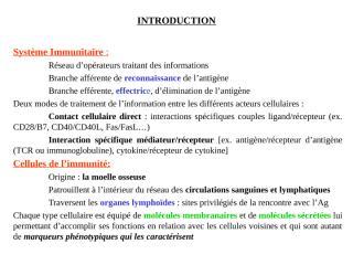 Les Ly T et B.ppt