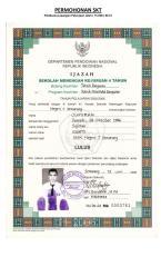 2. PERMOHONAN SKT PELAKSANA JALAN TS 028 KLS II ( JUMIRAN   ).pdf