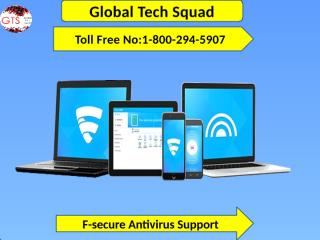 F-secure Antivirus Support (7).pptx