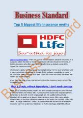 Top 5 biggest life insurance myths.pdf
