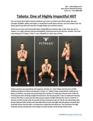 Tabata Article.pdf