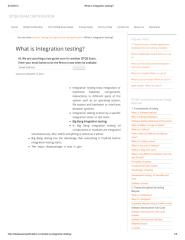 What is Integration testing_.pdf