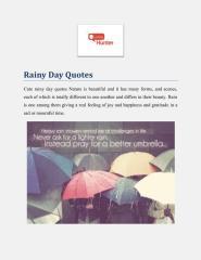 Cute Rainy Day Quotes.pdf