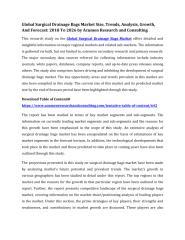 Surgical Drainage Bags Market.pdf