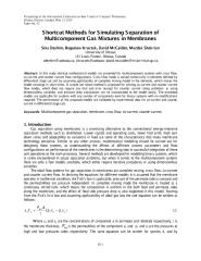 Shortcut Methods for Simulating Separation of.pdf