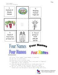 shavuos lap four names.pdf