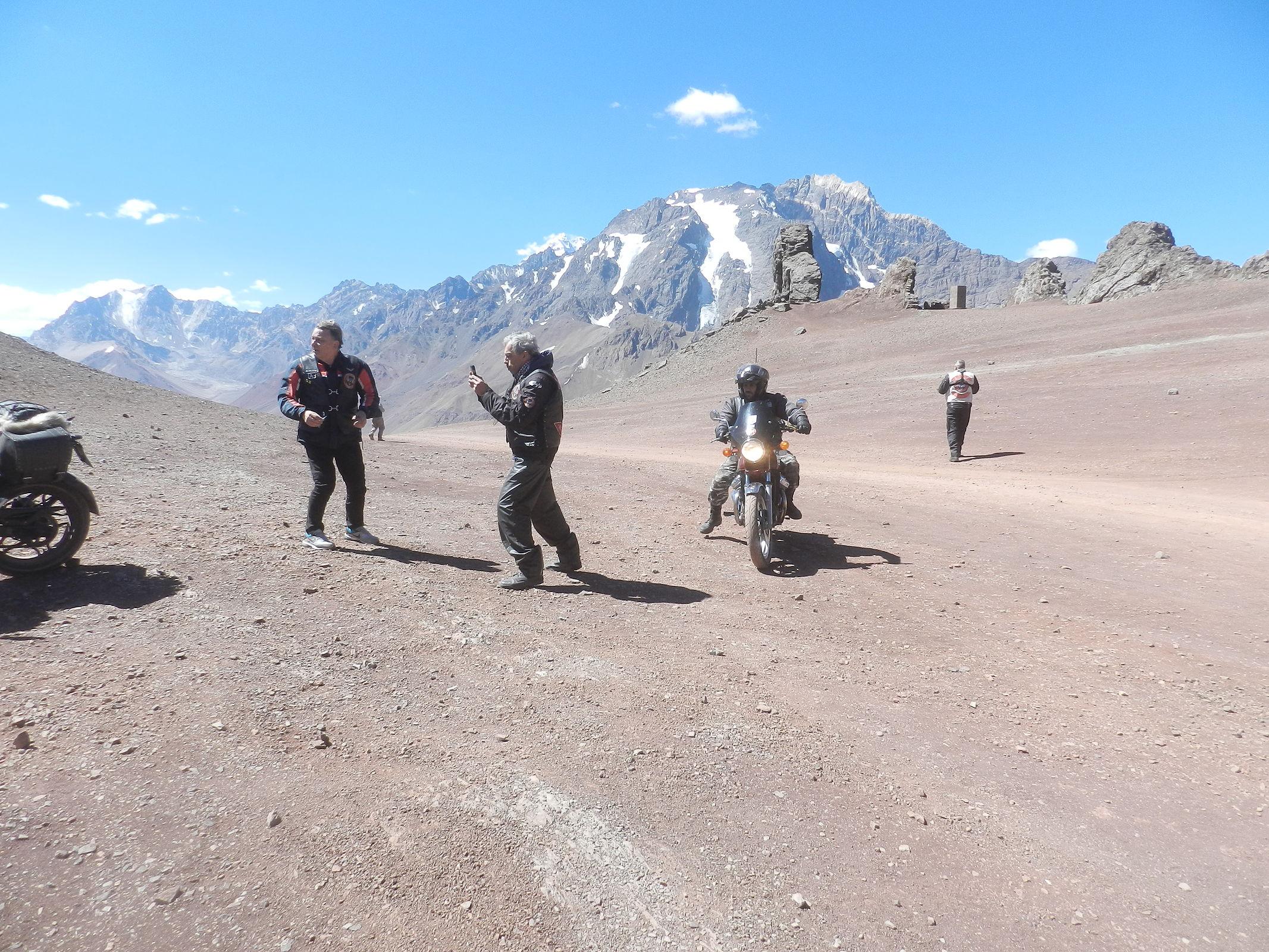 Relato personal: Homenaje Gesta de Los Andes. DSCN6692
