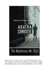 The Mysterious Mr.Quin.pdf