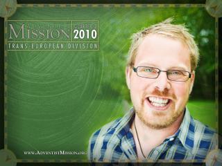 informativo mundial das missões - 3º trimestre 2010 - personagens - em inglês.ppt