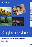 manual sony h55 portugues.pdf