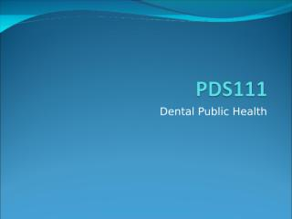 PDS111_water_fluoridation.ppt