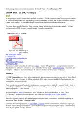 Info Excel, Word e Power Point para PDF.doc