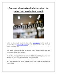 Samsung elevates two India executives to global roles amid robust growth.pdf