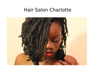 Hair Salon Charlotte (1).pptx