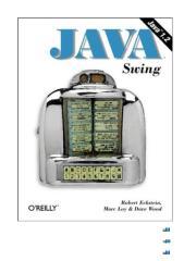 (ebook pdf) - Java - Java Swing.pdf