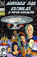 Jornada nas Estrelas - Nova Geração - DC Comics - V2 # 01.cbr
