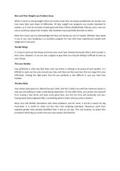 Men and Their Weight Loss Problem Areas.pdf